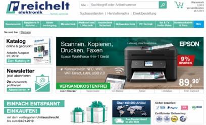 Reichelt Screenshot von Billigerals.de